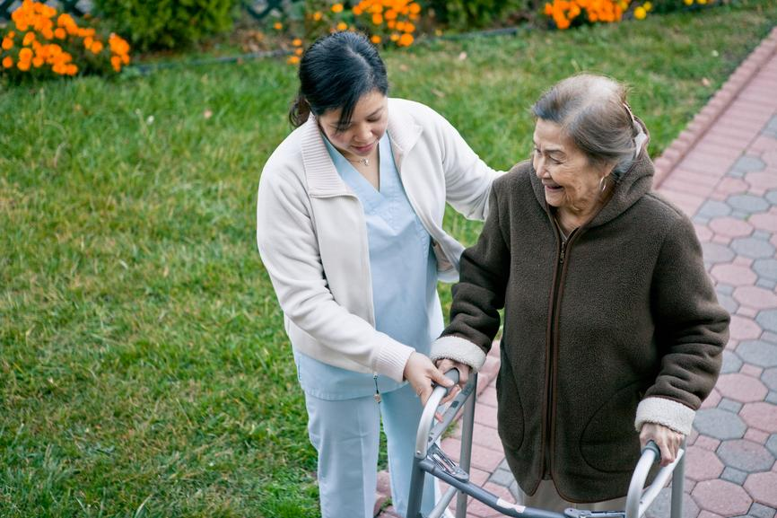 Home Care Agency or Independent Caregiver